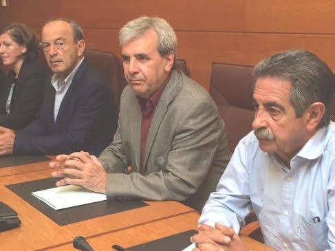 El PRC recomendará a sus comités locales que reproduzcan el pacto PRC-PSOE en los ayuntamientos