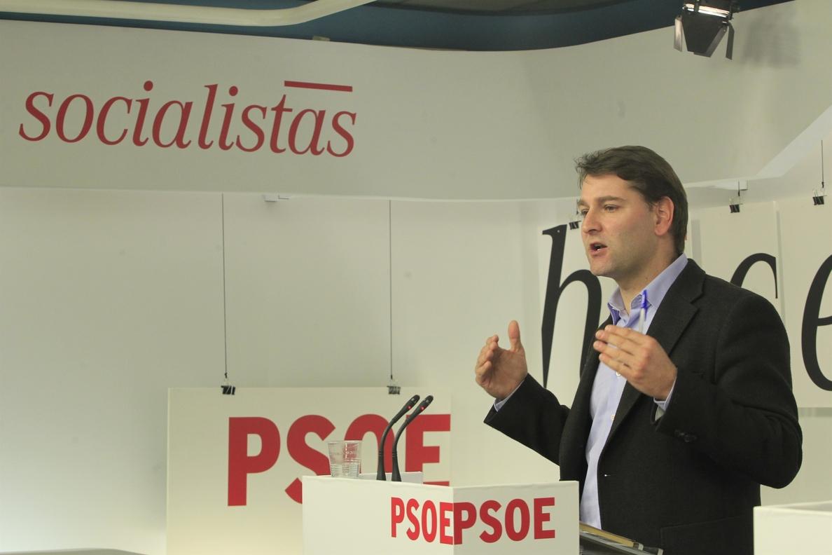 El PSOE dice que la mejora de la economía se debe a factores externos y no a la política del Gobierno