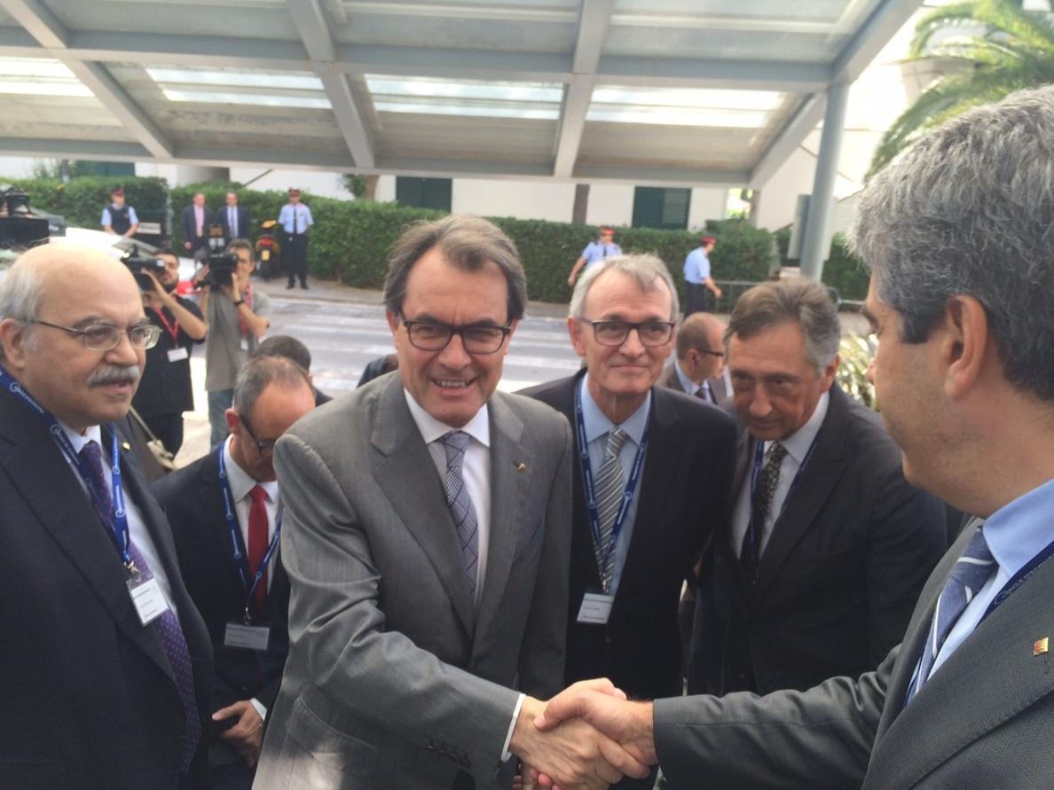 Presidente del Círculo de Economía pide abordar el encaje Catalunya-España sin romper reglas unilateralmente