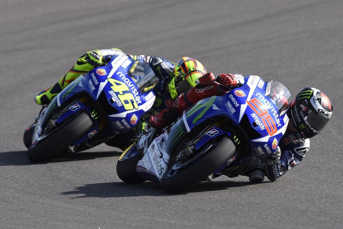 (Previa) Rossi quiere aprovechar el calor de su afición para escaparse de Lorenzo y Márquez