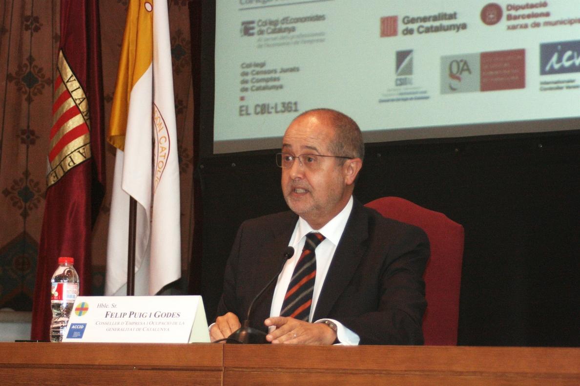 Puig sobre la polémica en torno al Circuito: «Hay que distinguir gasto de inversión»