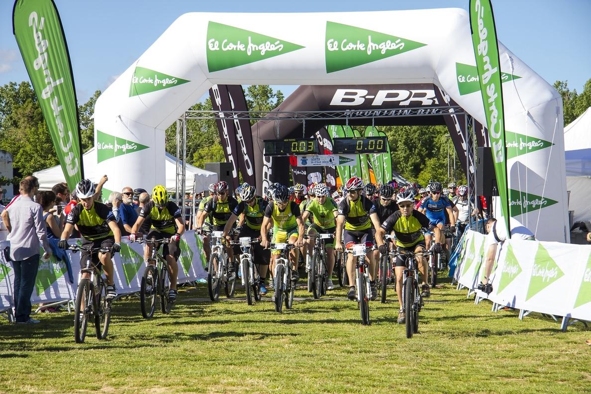 Riaza (Segovia) acoge el 14 de junio el B-Pro Bike Maratón