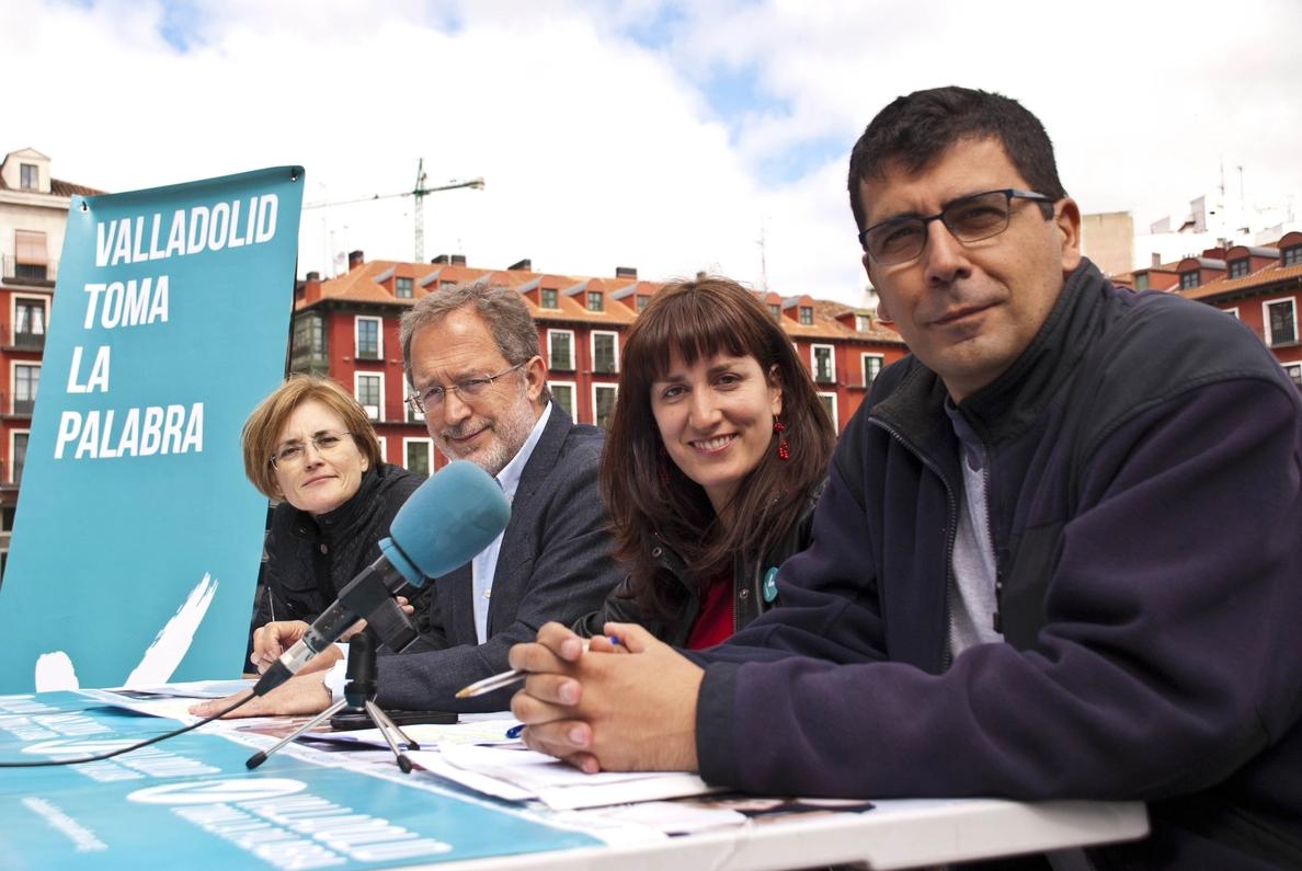 Toma la Palabra celebra asamblea el lunes para preparar la «toma de decisiones» sobre el acuerdo en el Ayuntamiento