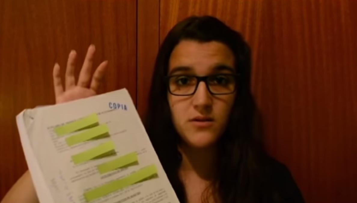 La Universidad de Málaga ofrece su Fondo de Ayudas de Emergencia a la estudiante cuya familia va a ser desahuciada