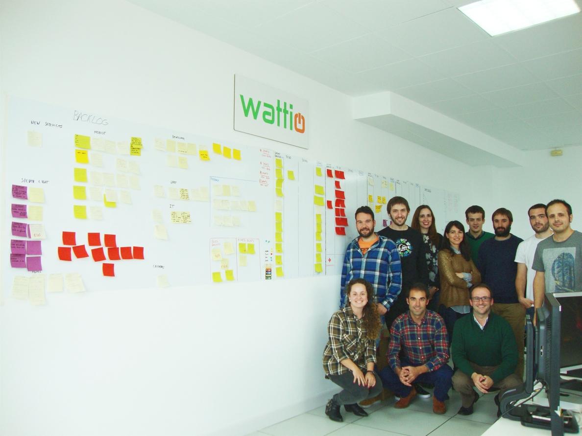 La compañía donostiarra Wattio implementa la filosofía »Scrum» para su nueva aplicación móvil de domótica
