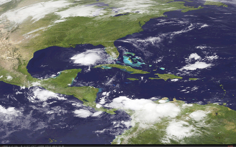 La primera tormenta tropical del Pacífico se llamará Andrés y será un huracán