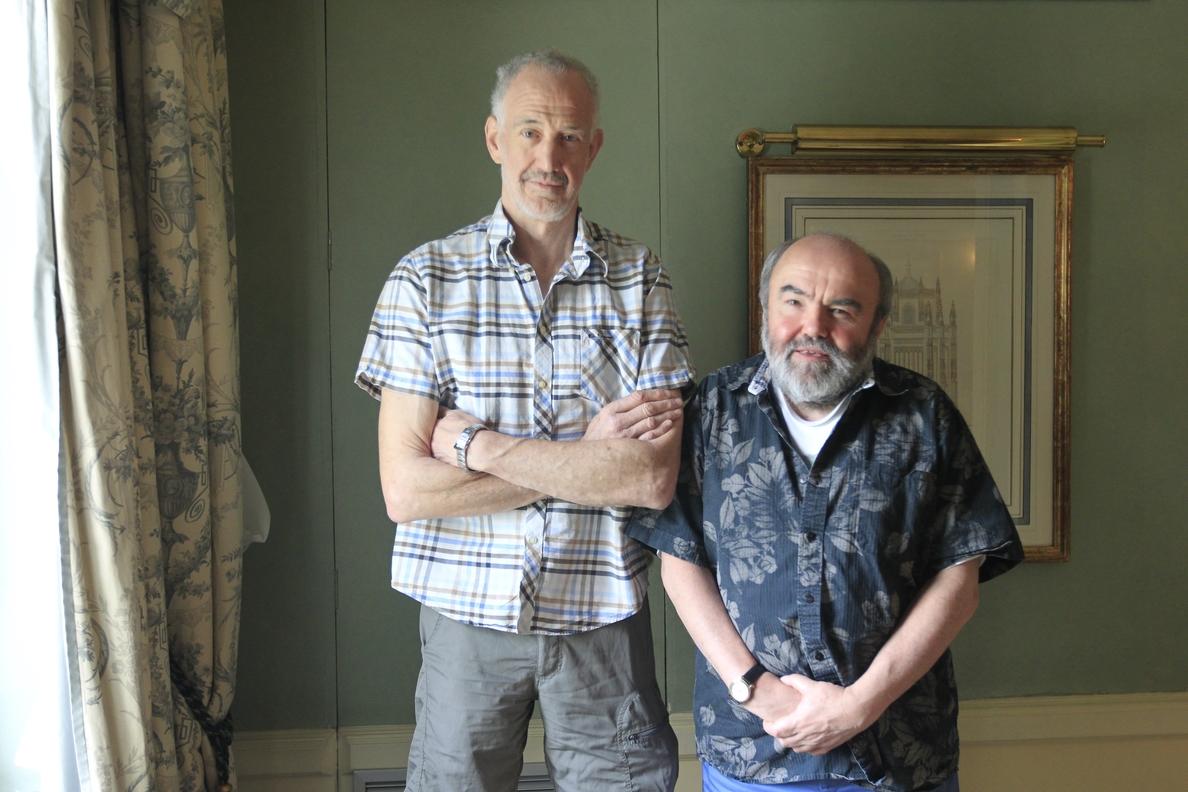 Andy Hamilton y Guy Jenkin, directores de »Nuestro último verano en Escocia»: «Nadie puede ser un padre perfecto»