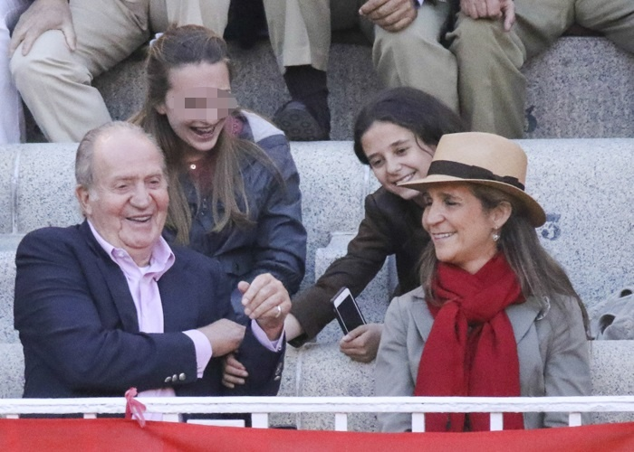 La Infanta Elena representará a la Corona en la Corrida de toros de la Beneficencia
