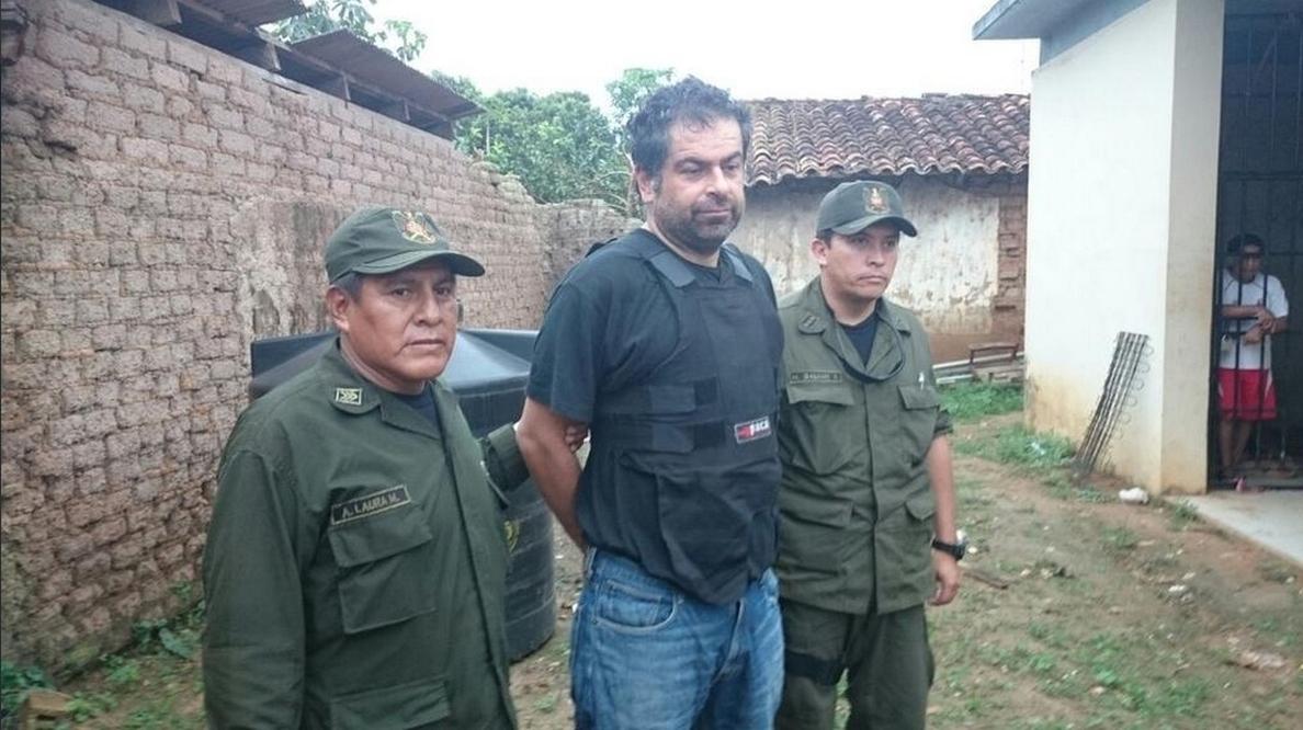 Perú tacha a Belaunde de «mentiroso contumaz» tras ser detenido «sin un rasguño»