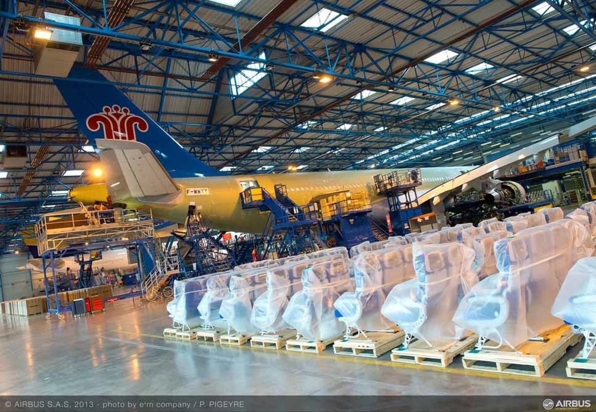 Airbus defiende avanzar en la armonización de la base del impuesto de sociedades en la UE