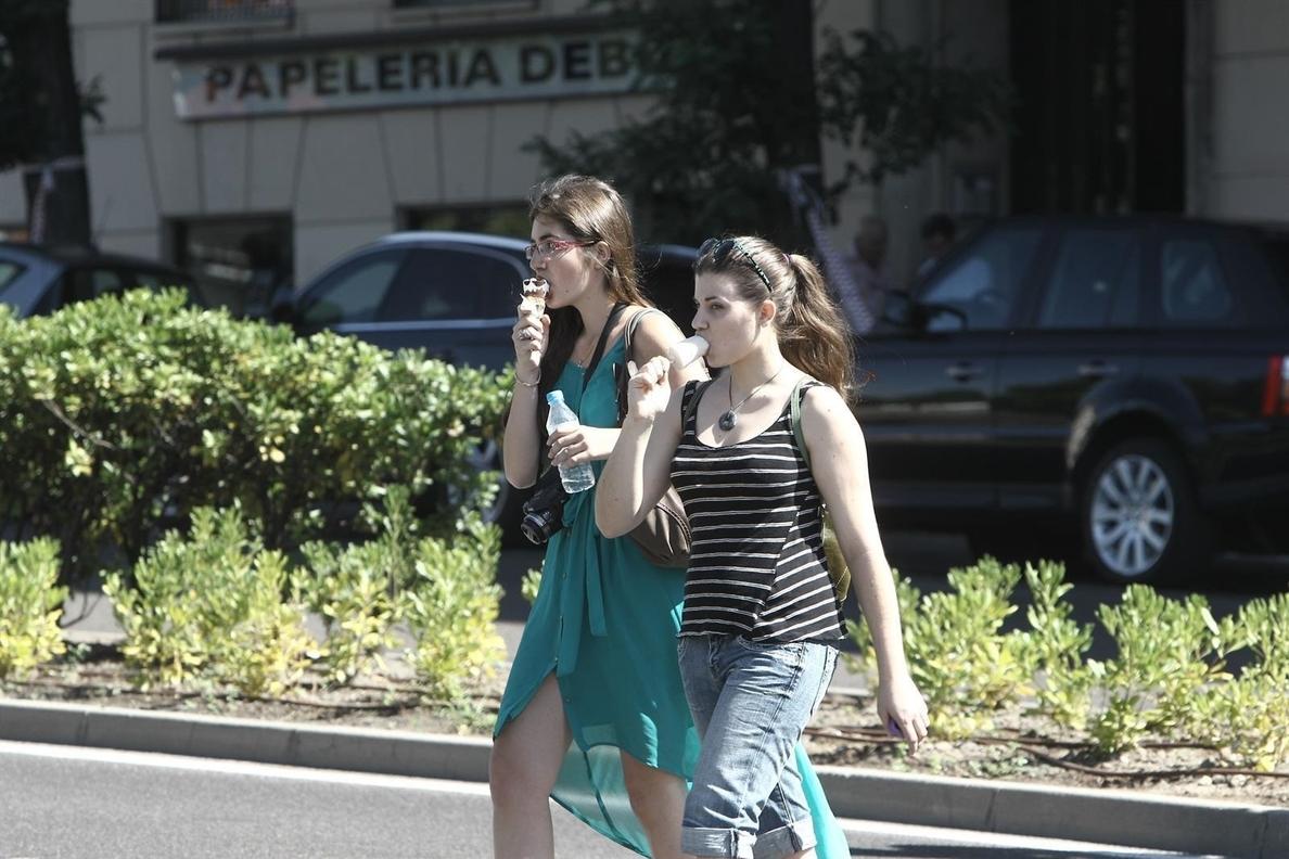 Canarias tendrá este fin de semana temperaturas «suaves»