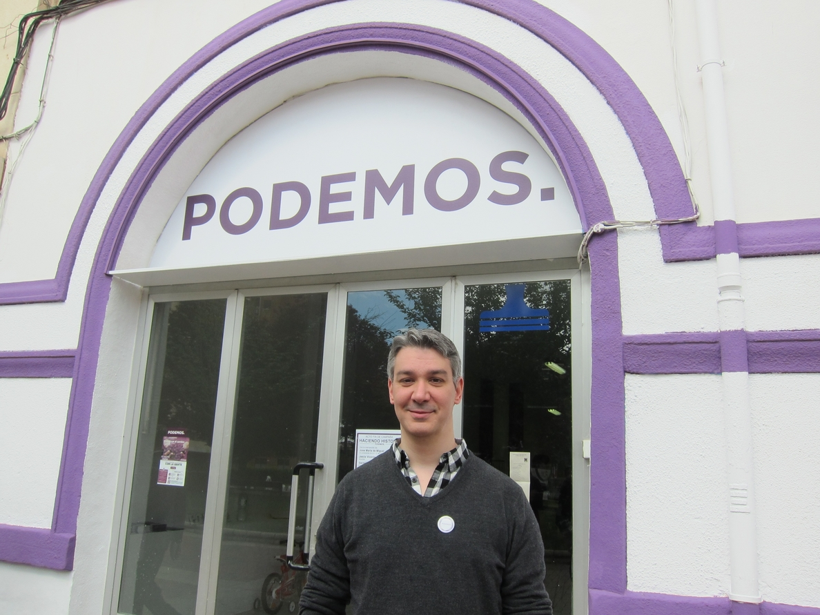 Cantabrana (Podemos) considera «bueno» el nuevo reglamento de Primarias pero cree «que los plazos se han precipitado»