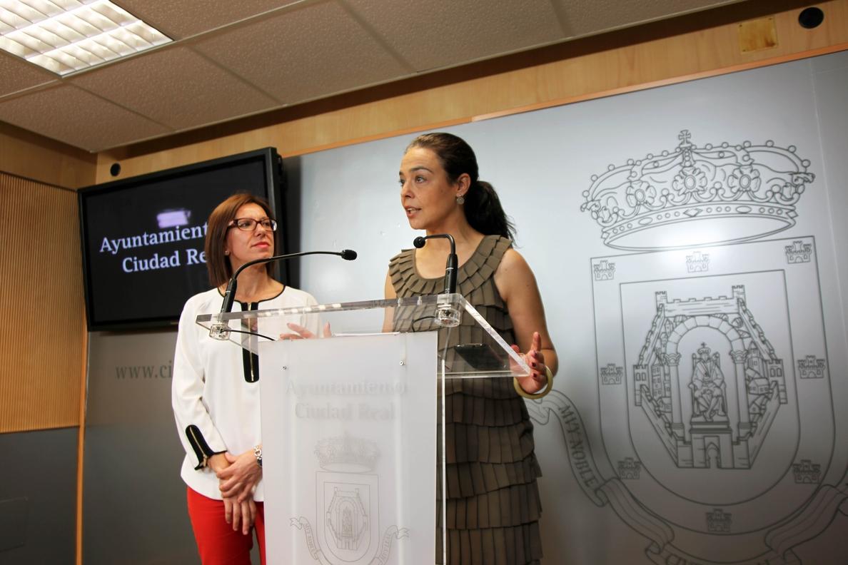 Las alcaldesas de Ciudad Real y Miguelturra se comprometen a llevar a cabo una pasarela que una las dos localidades