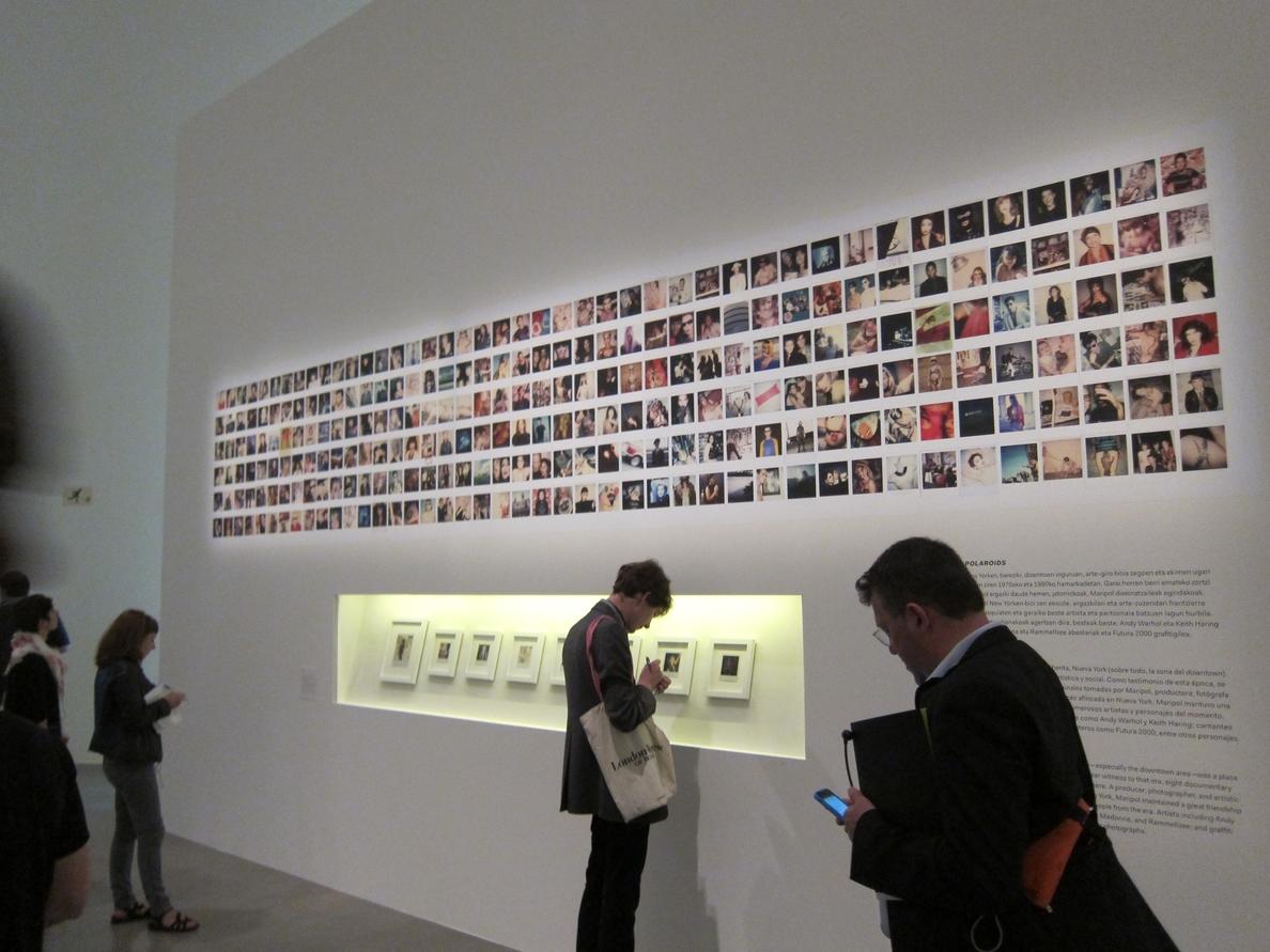 El Museo Guggenheim Bilbao acoge un centenar de obras de Jean-Michel Basquiat en una muestra pionera en Europa