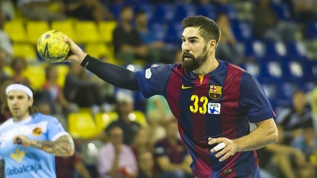 Karabatic abandona el Barcelona tras pagar su cláusula de rescisión