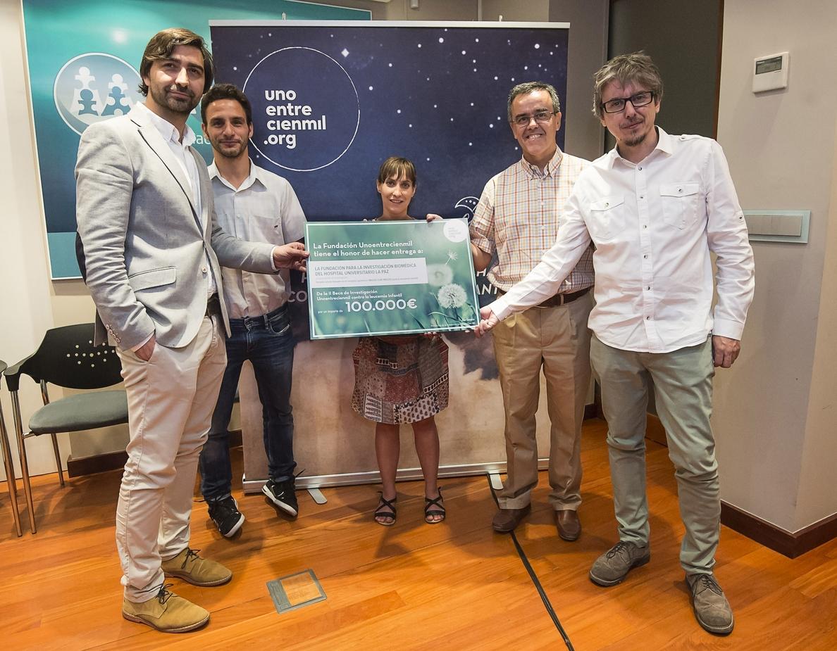 Médicos españoles investigan un tratamiento contra leucemia aguda infantil