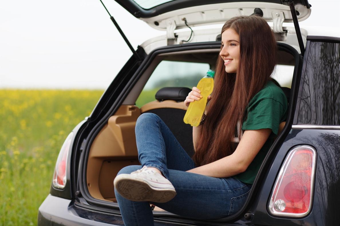Los conductores deshidratados comenten los mismos errores que los que han consumido alcohol