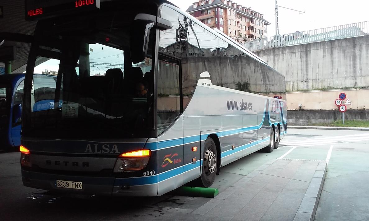 ALSA refuerza las conexiones de Asturias con Andalucía