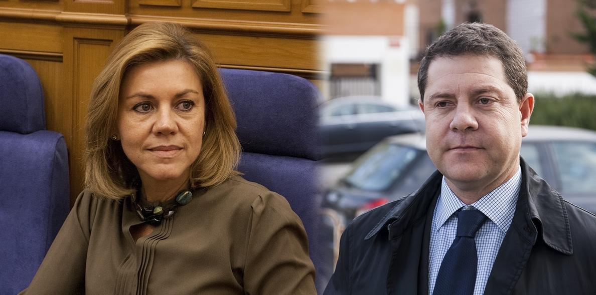 El BOE y el DOCM publican el cese de Cospedal y el nombramiento de García-Page como presidente de C-LM