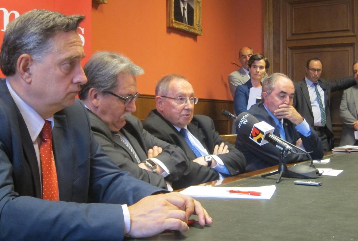 Bonet considera que las Cámaras tienen que jugar un papel importante «en el regeneracionismo» del país