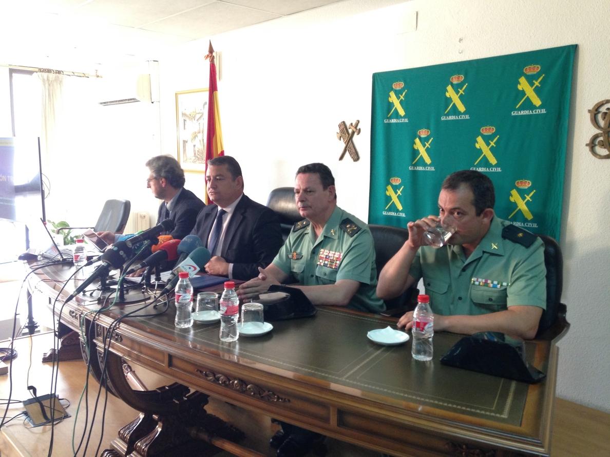 Cae una red dedicada a estafar por Internet en la mayor operación contra el cibercrimen en Andalucía