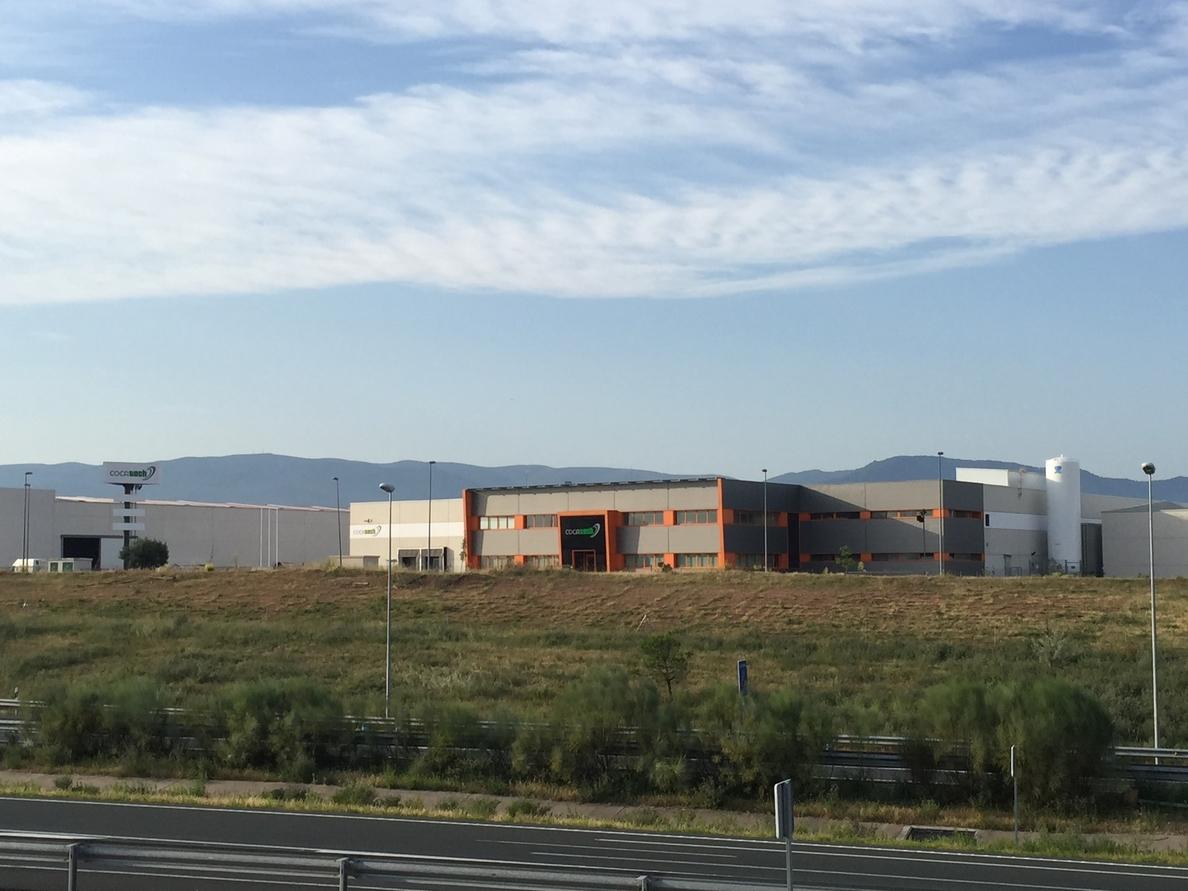 Cocatech pone en marcha en La Rioja una fábrica de cápsulas de café