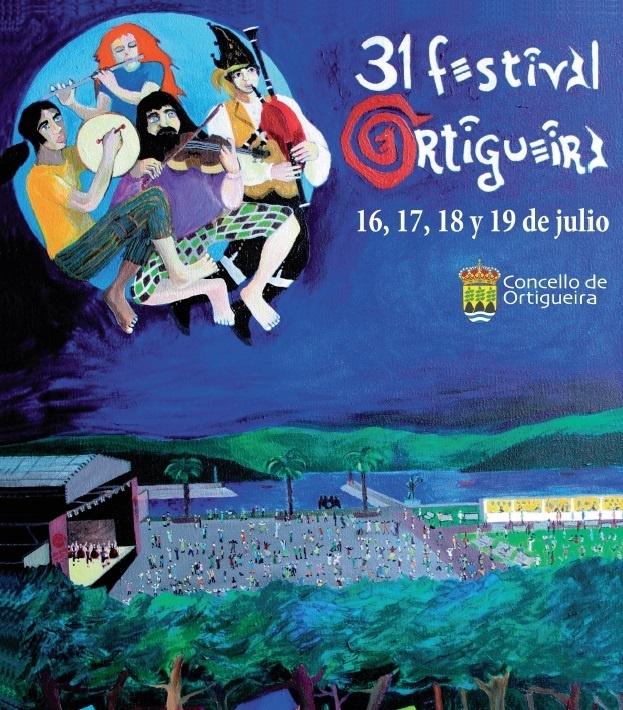 Budiño, Cristina Pato y Sharon Shannon encabezan el cartel del 31 Festival de Ortigueira
