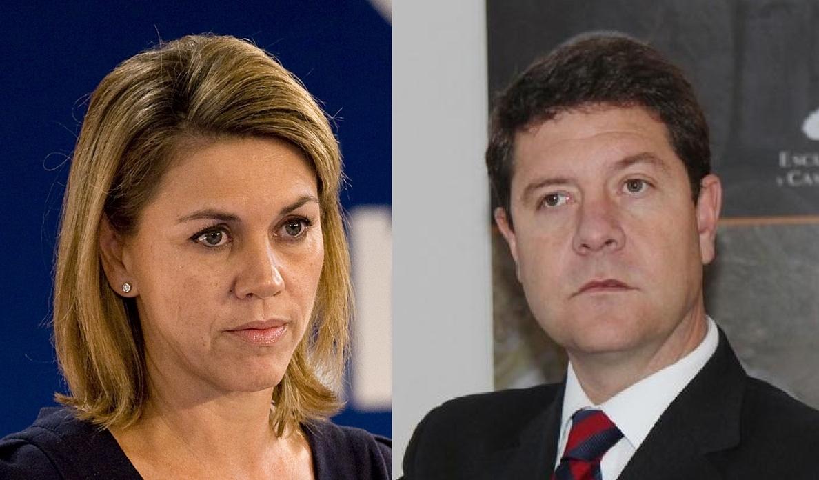El DOCM publica el cese de Cospedal y el nombramiento de García-Page al frente de la Presidencia del Gobierno de C-LM