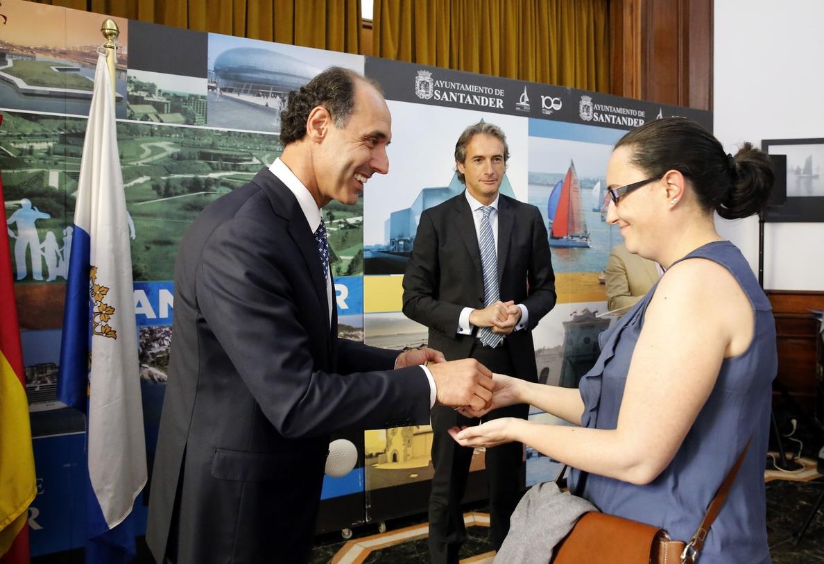 Diego deja la Presidencia de Cantabria con el sentimiento del «deber cumplido»