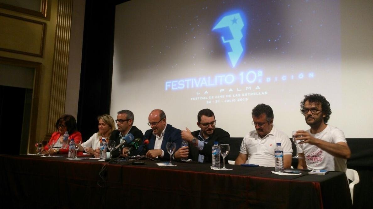 El »Festivalito» vuelve a La Palma tras cinco años y con más de 200 inscritos