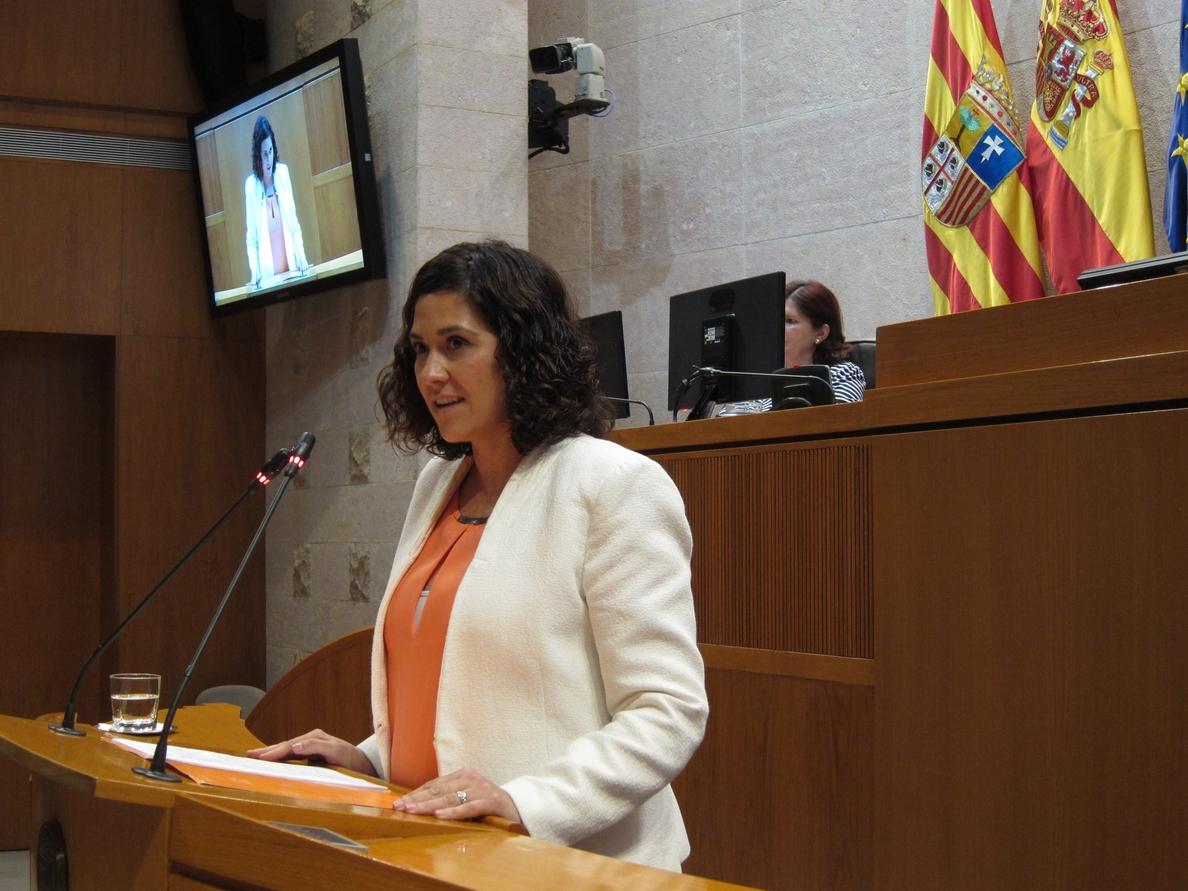 Gaspar (C»s) pregunta a Lambán si subirá los impuestos y emplaza a despolitizar las comarcas