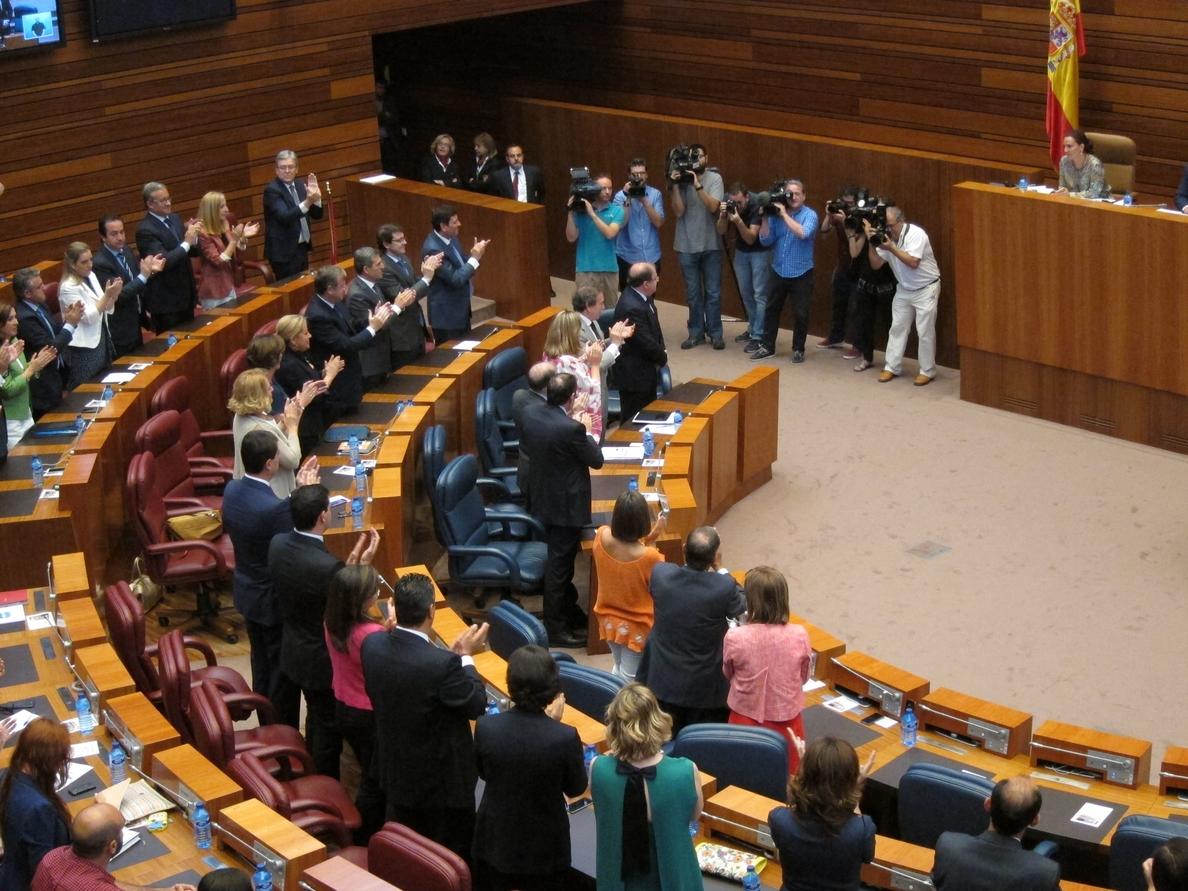 Herrera, investido presidente en segunda vuelta por la abstención de Ciudadanos