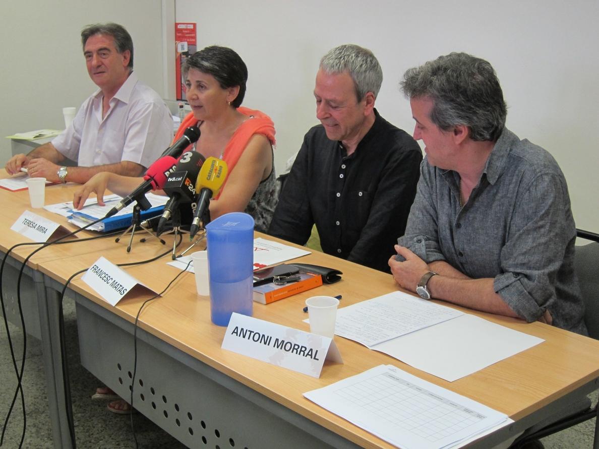 Nace la asociación Acord d»Esquerres per la República Catalana para propiciar un proceso constituyente