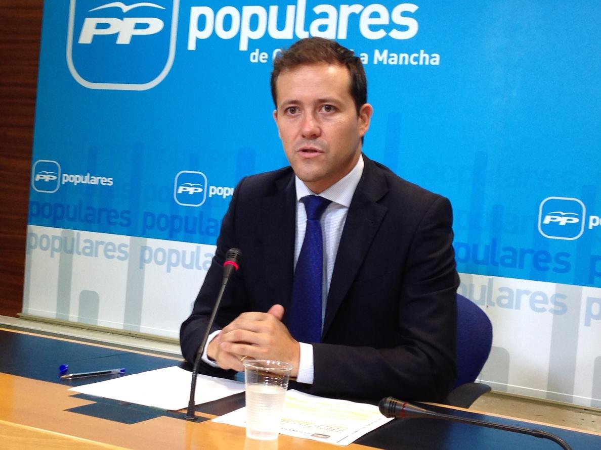 El PP cree no va a haber sorpresas en el nuevo Gobierno de Page y que será «el mismo PSOE que llevó a la ruina a C-LM»