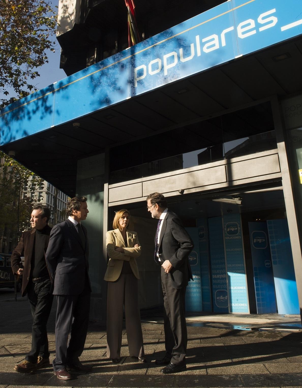 El PP recibió 3.186 euros de donaciones en 2014 en CyL y 2,16 millones de subvención de las Cortes