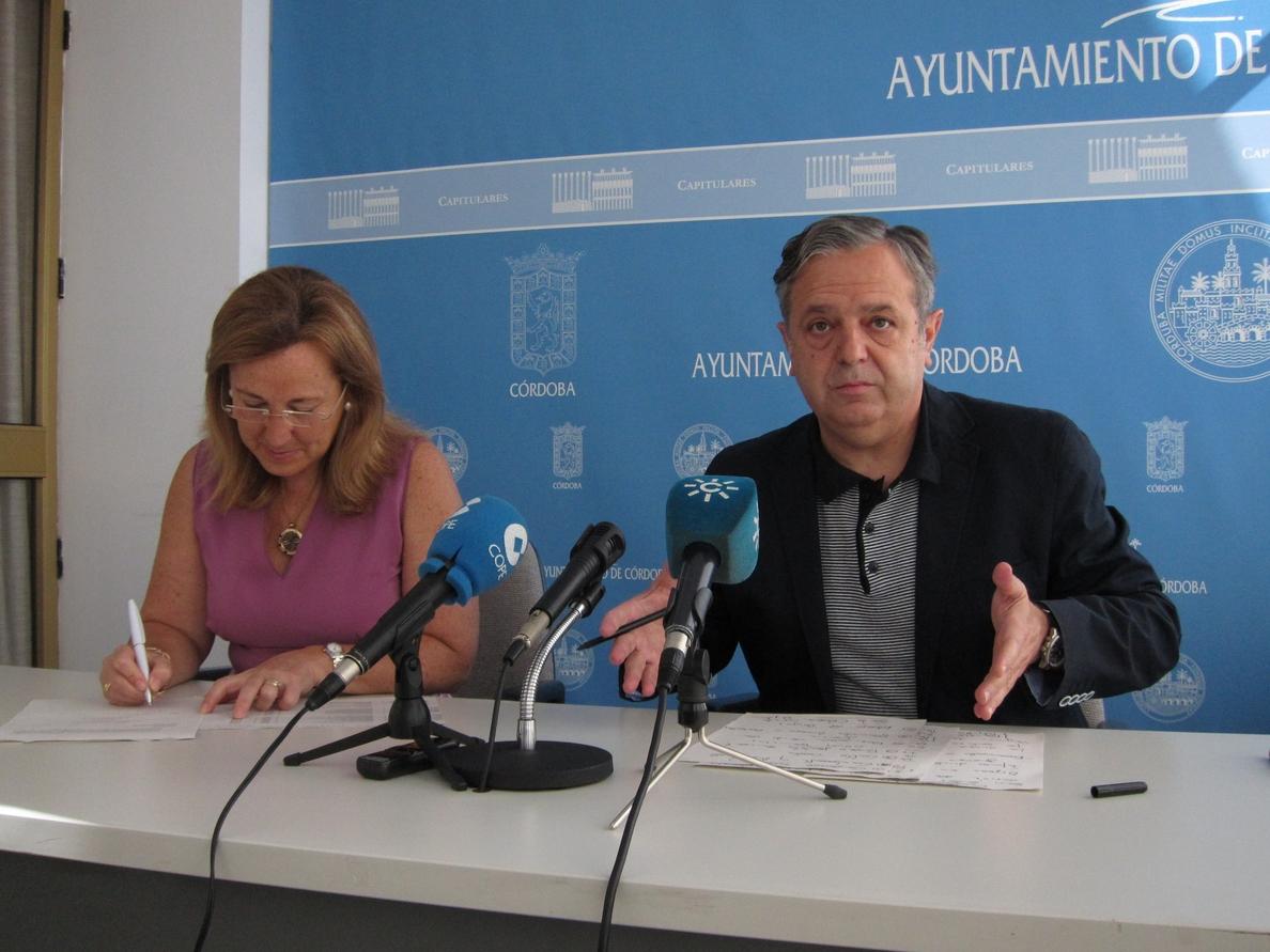 El PP afirma que el gobierno municipal de PSOE e IU solo ofrece «política de gestos» y «poco tajo»