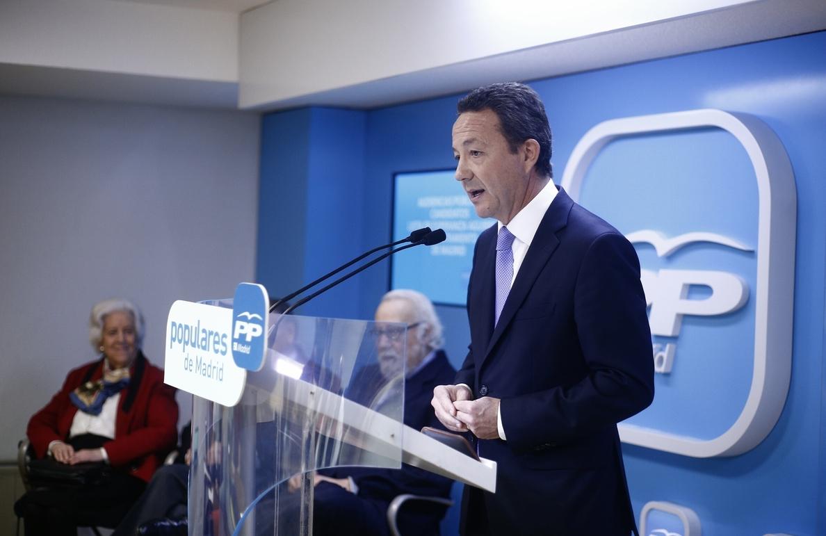 El PP mantiene la exigencia de «responsabilidades políticas» por los «inaceptables» comentarios de Zapata