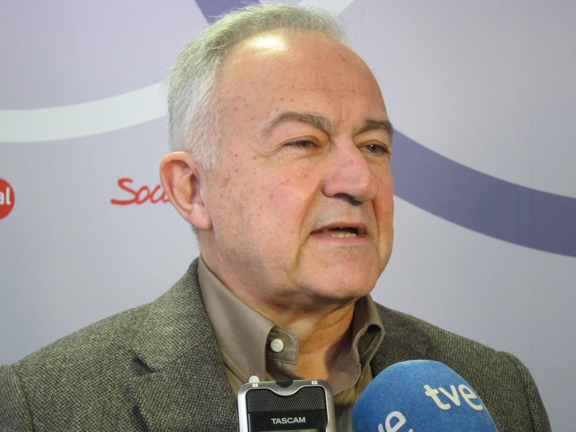 El PSdeG denuncia que las mareas están «preocupadas» en «alianzas más o menos espúreas» y no «atienden» el gobierno