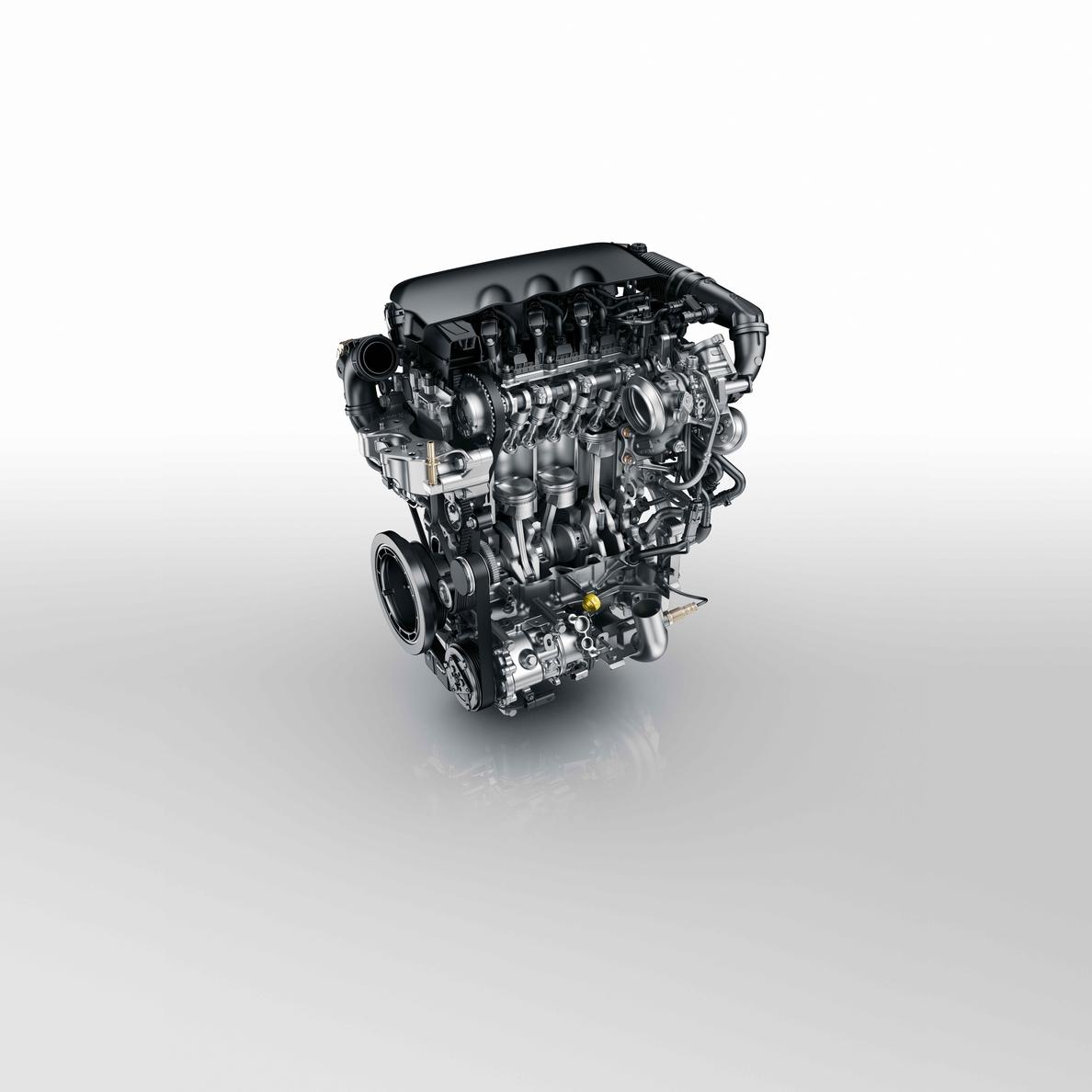 El PureTech de Peugeot, premio al motor internacional del año