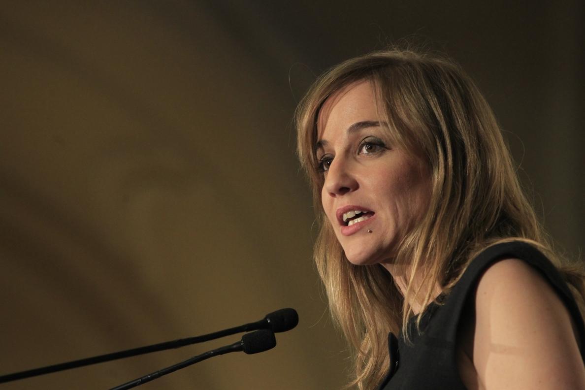 Tania Sánchez: «La voluntad del PP era hacer de esto su arma política»
