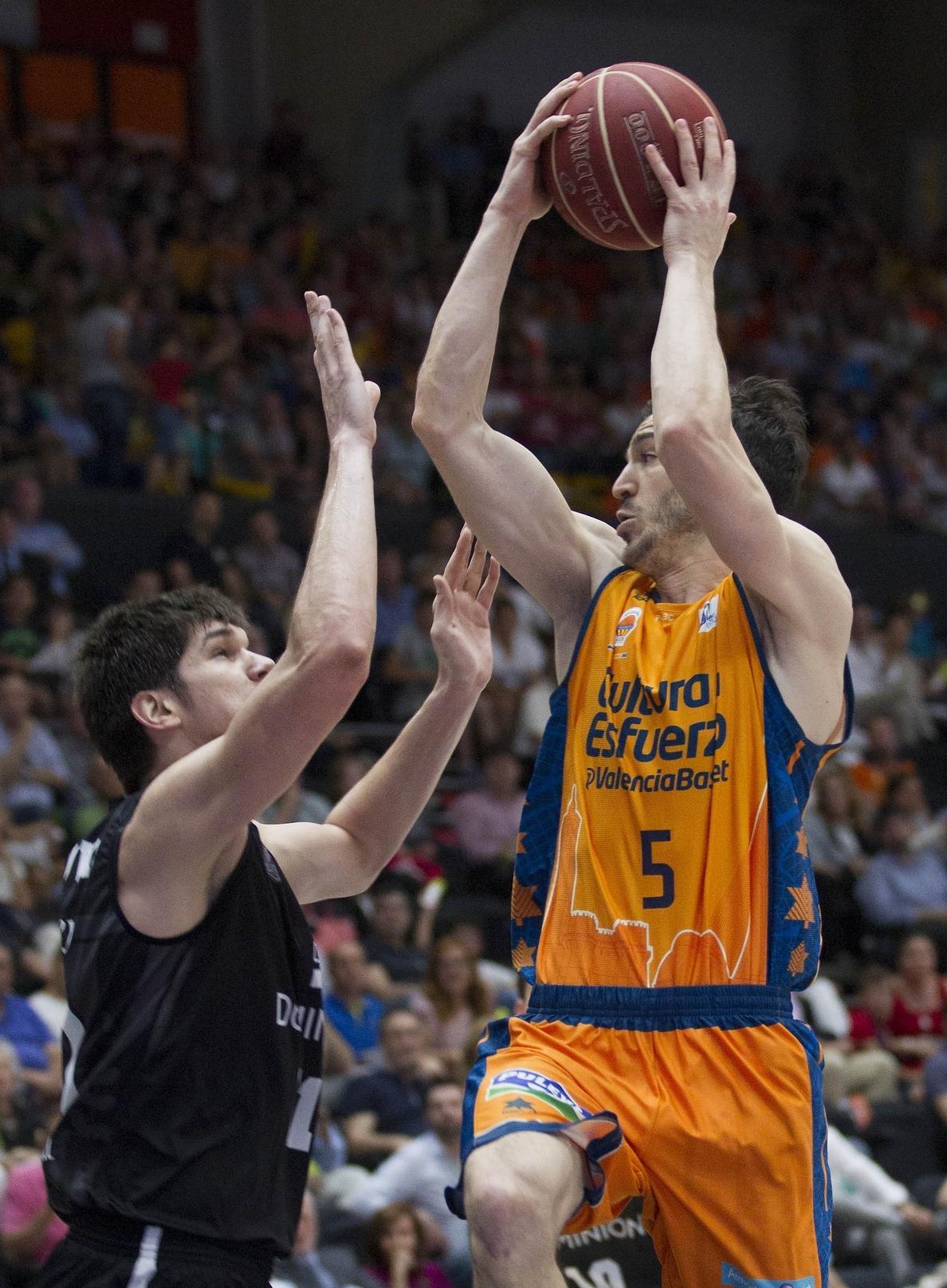 El Valencia Basket, entre los tres finalistas del premio al mejor marketing