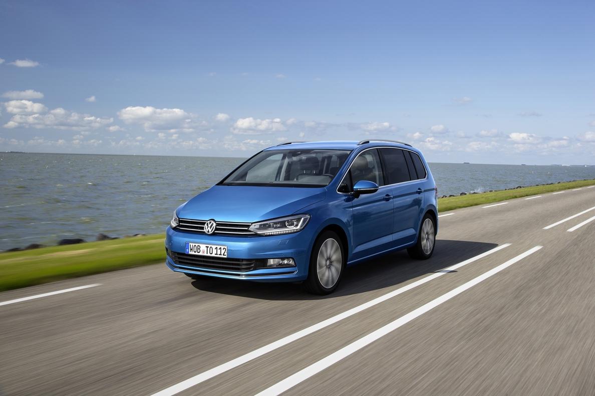 Volkswagen presenta la nueva generación de Touran