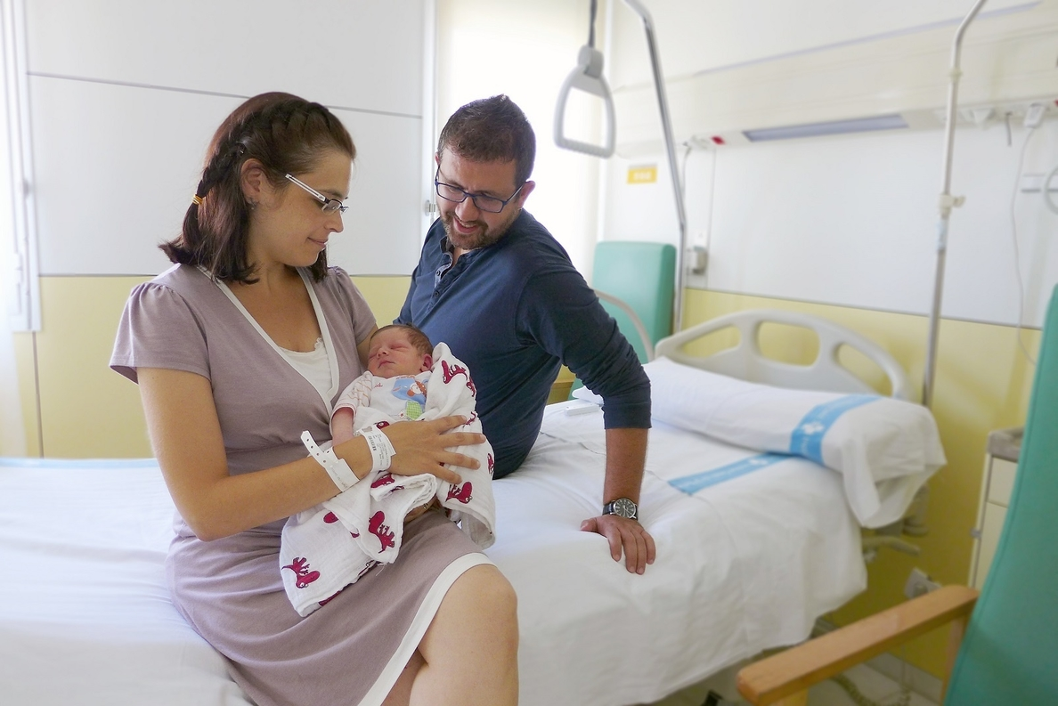 Hasta un 20% de las atendidas en los hospitales del ICS opta por parto natural sin anestesia