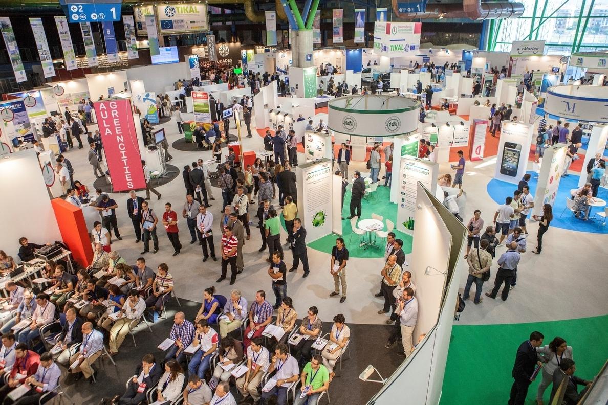 La capital asiste a un evento en Londres para captar nuevos congresos internacionales
