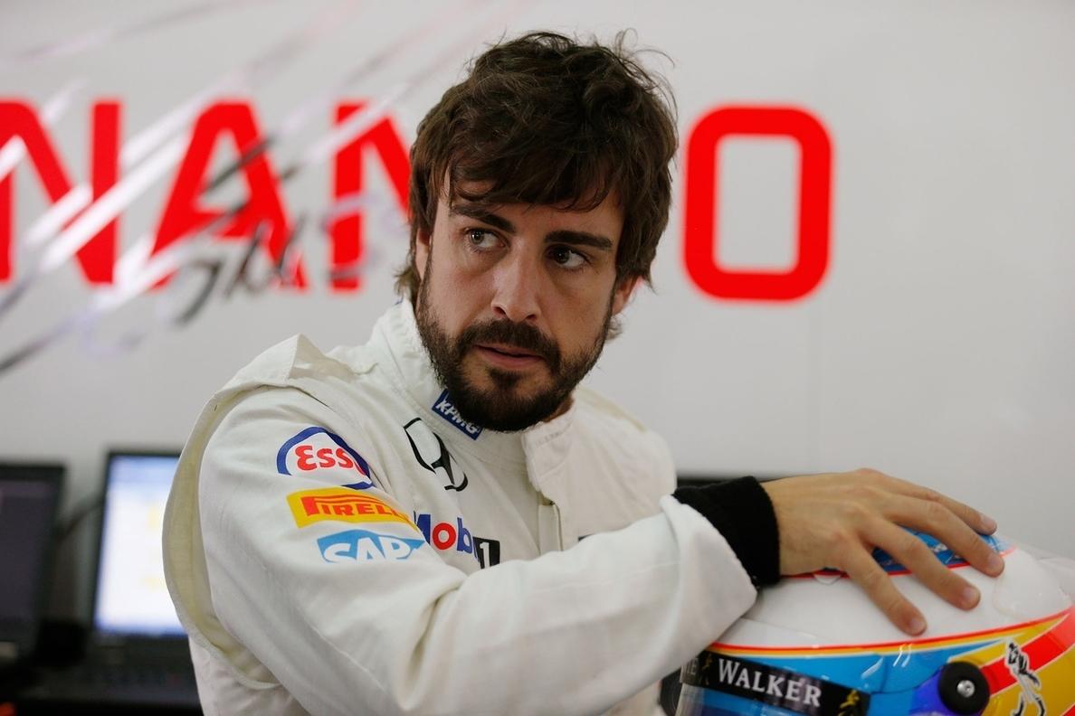 Fernando Alonso: «El que se aburra que apague la tele»