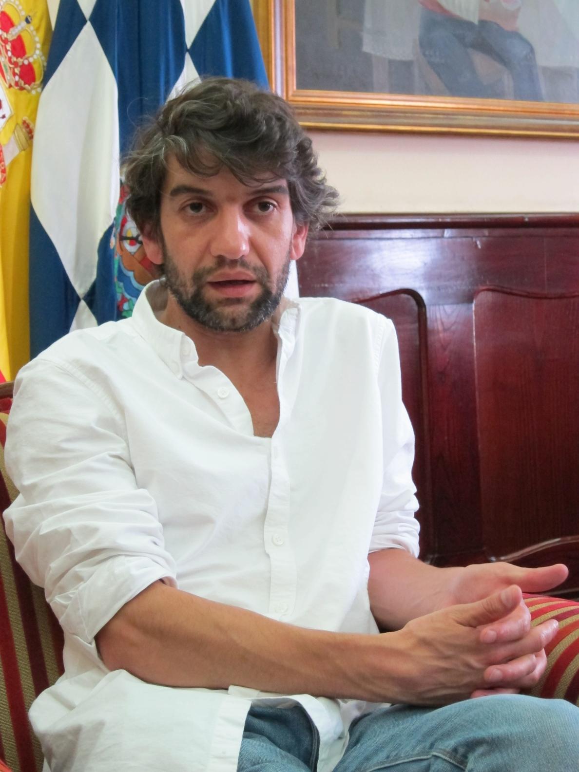 El alcalde de Ferrol defiende incumplir leyes que ve injustas y está dispuesto a «expropiaciones» de inmuebles en ruinas