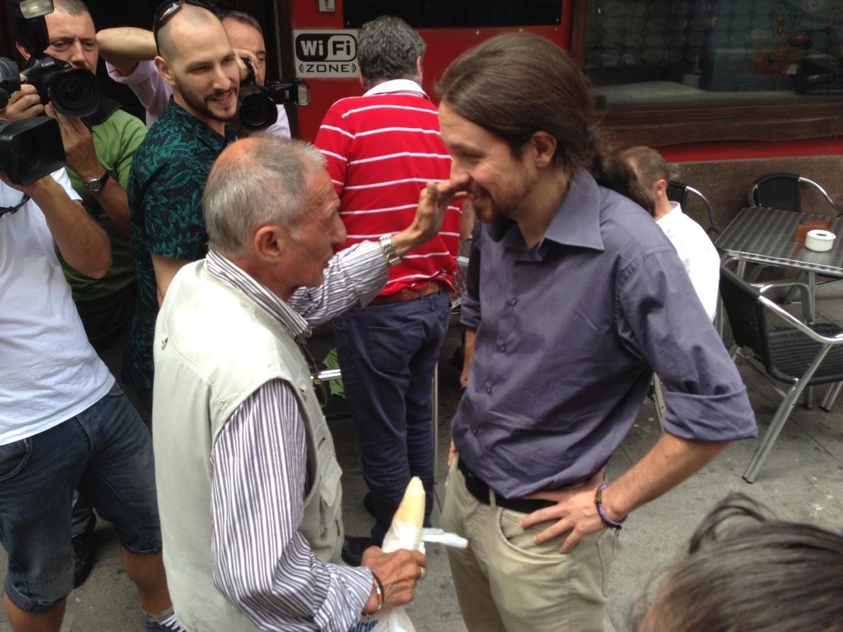 Pablo Iglesias advierte de que es «muy importante el éxito del No» en Grecia para «recuperar la democracia» en Europa