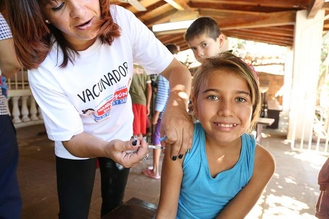 La Rioja supera la cobertura de vacunación frente al papilomavirus propuesta por Sanidad