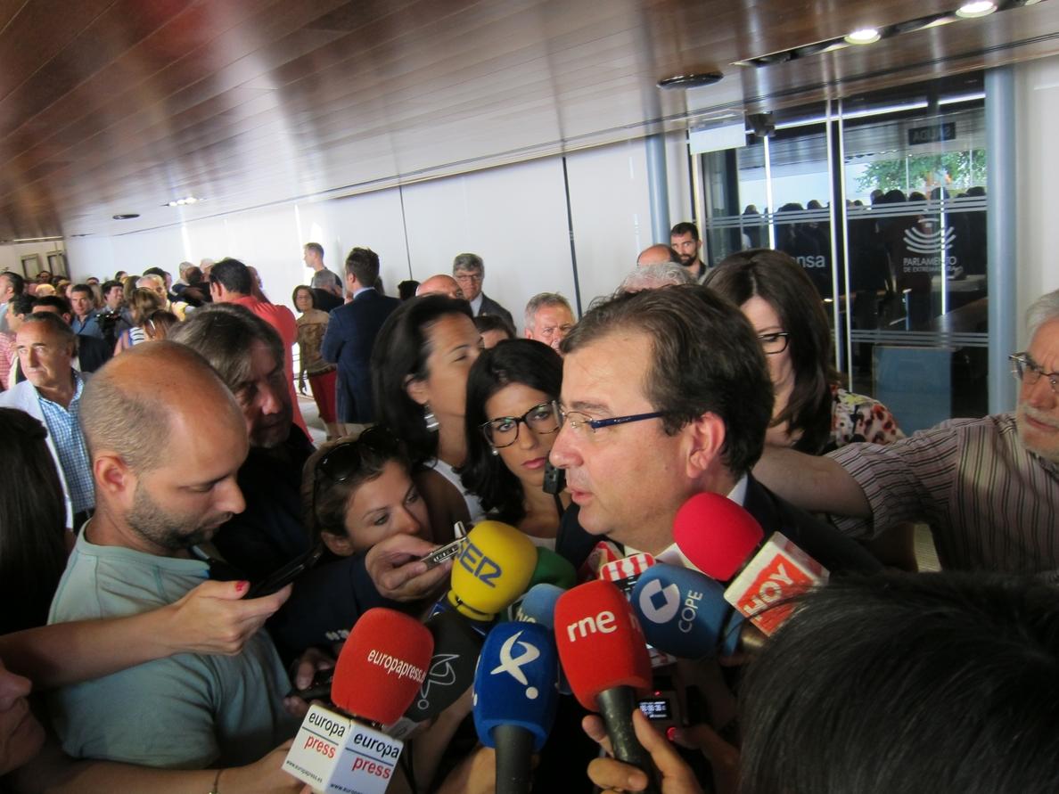 Vara traslada al Gobierno y a Pedro Sánchez que es necesario «acercar España a los nacionalistas» y al revés
