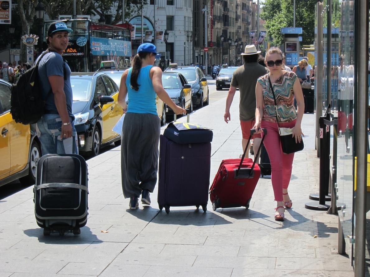 Los alojamientos catalanes prevén un mejor verano por la recuperación interior
